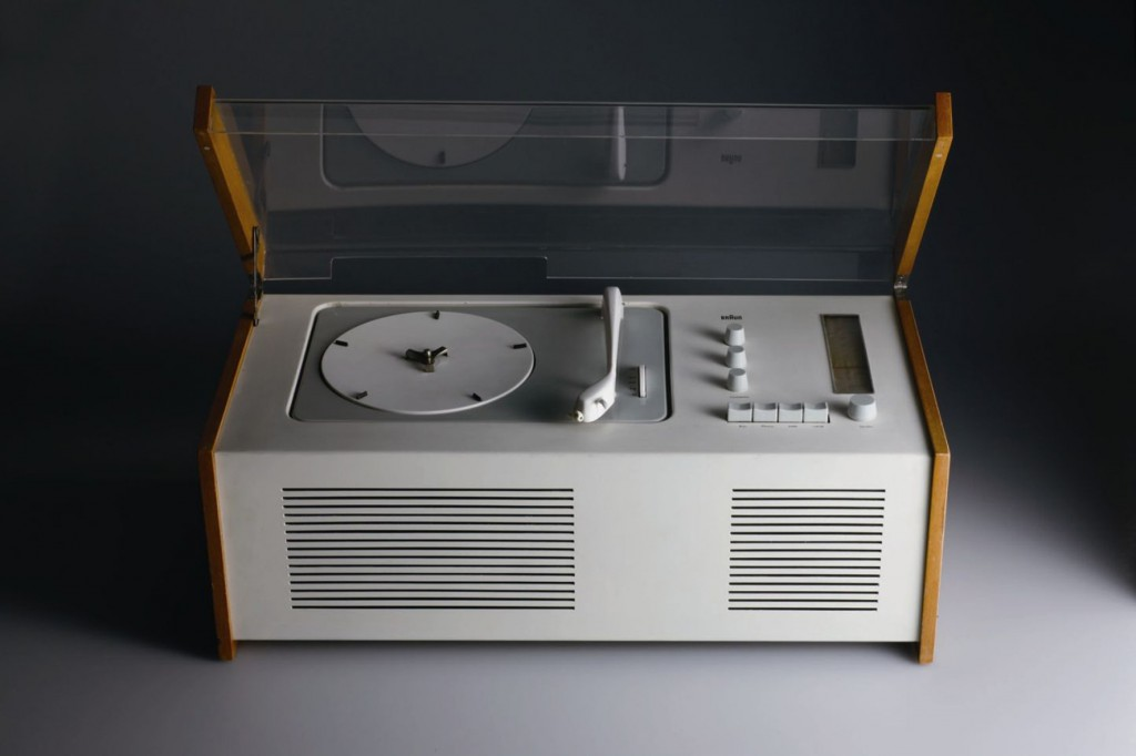 Dieter Rams Braun SK 61 Record Player
